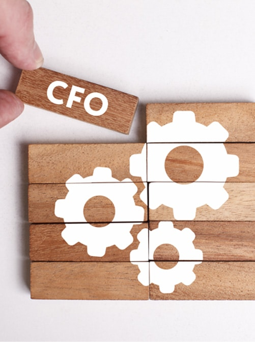 certified financial advisor CFO's domain